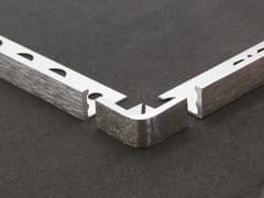 Profilo paraspigolo in alluminioEFA - GENESIS
