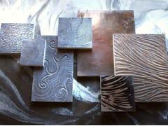 CEDRIMARTINI, EFESTO Superficie in metallo composito