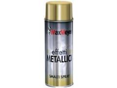 Schiuma e sprayEFFETTI METALLICI - MAXMEYER BY CROMOLOGY ITALIA