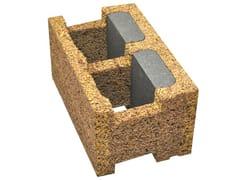 Legnobloc, EG 30/7 Blocco cassero in legno-cemento