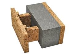Legnobloc, EGH 43,5/19,5 Blocco cassero e solai in legno-cemento