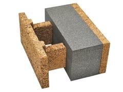 Blocco da tamponamento in legno-cementoEGH 43,5/24,5 - LEGNOBLOC