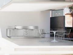 Cucina da esterno in acciaio inoxEGO | Cucina da esterno - ABIMIS IS A PRISMA S.R.L. BRANDMARK