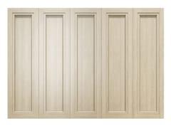 Pannello decorativo in legno impiallacciatoEGUNSE - DOORWAY