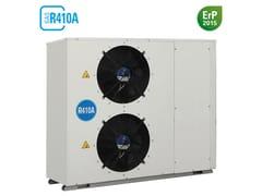 Pompa di calore aria-acqua inverter con ventilatori assialiEH INVERTER - EMMETI
