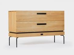 Cassettiera in legno masselloEHE | Cassettiera - KAISSU INTERIORS OÜ