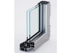 PROFILATI, EKU 66 TT HPS Finestra a taglio termico in alluminio