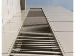 PROFILATI, EKU® FV | Facciata ventilata  Facciata ventilata