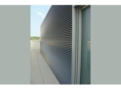 Griglie frangisole in alluminioEKU® GRID | Frangisole - PROFILATI