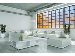 PROFILATI, EKU PERFEKTION® LINEA FERRO Finestra a taglio termico in alluminio