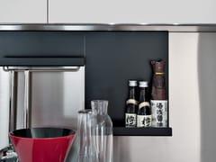 Portautensili da cucina in metalloEL_01 | Portautensili da cucina - ELMAR
