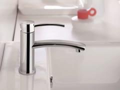 Miscelatore per lavabo monocomando senza scarico EL-X | Miscelatore per lavabo senza scarico - EL-X