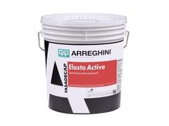 CAP ARREGHINI, ELASTO ACTIVE Pittura elastomerica fibrata antialga antimuffa