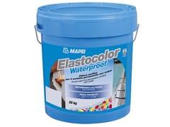 MAPEI, ELASTOCOLOR WATERPROOF Pittura acrilica per il contatto permanente con acqua