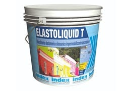 INDEX, ELASTOLIQUID T Rivestimento elastomerico silossanico