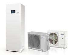 Rhoss, ELECTA-ECOS-T Pompa di calore ad aria/acqua in acciaio