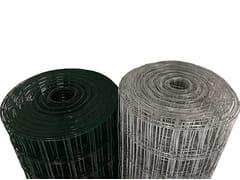 LINK industries, RETE ELETTROSALDATA ZINCATA & PVC Rete metallica in acciaio zincato e/o in pvc