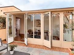 Veranda in metalloELEGANCE - CAGIS