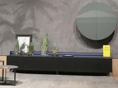 Madia in legno con illuminazione integrataELEGANCE - TOMASELLA INDUSTRIA MOBILI