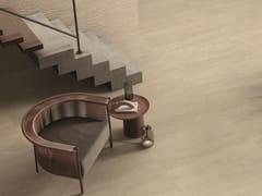 Pavimento/rivestimento in gres porcellanato effetto pietraELEGANCE PRO SAND - ERGON BY EMILGROUP