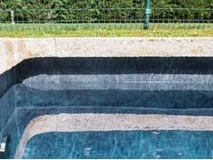 Telo armato per rivestimento piscineELEGANCE - RENOLIT ALKORPLAN