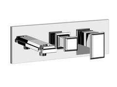 Miscelatore per doccia a 3 fori ELEGANZA SHOWER 46138 - Eleganza