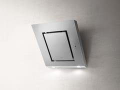 Cappa in acciaio inox a parete con illuminazione integrataELEKTRA - ELICA