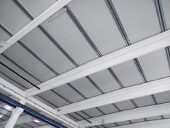 DOMICO, ELEMENT ROOF Pannello metallico coibentato per copertura