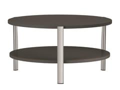 Tavolino rotondo in MDFELEVEN TABLE DOUBLE - 954   Tavolino rotondo - ALIAS