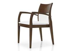 Sedia con braccioli ELIE | Sedia con braccioli - Elie