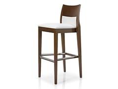 Sedia in tessuto con poggiapiedi ELIE | Sedia con poggiapiedi - Elie
