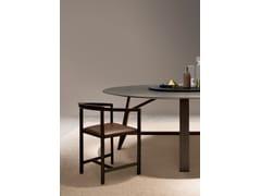 Sedia in legno massello con braccioliELIN - FORMER / BUSNELLI S.P.A. A SOCIO UNICO