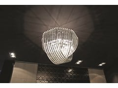 Lampada a sospensione in cristallo ELISABETH | Lampada a sospensione - Loveluxe - Royal