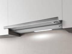 Cappa in acciaio inox ad incasso con illuminazione integrataELITE 14 - ELICA