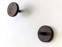 Coppia di appendiabiti in legno pregiato ELITE RADICA - INVERSO