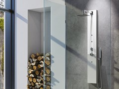 Colonna doccia con idromassaggioELLE-Q - RELAX DESIGN