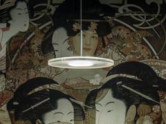 Lampada a sospensione a LED a luce diretta in Plexiglas®ELLEPÌ | Lampada a sospensione - ALBUM ITALIA