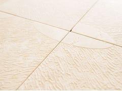 Lithos Mosaico Italia, ELLIPTIC PIAZZA Pavimento/rivestimento in pietra di Trani