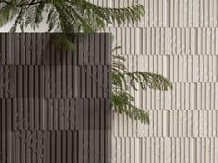 Harmony, ELEUSINE Piastrelle con superficie tridimensionale per interni