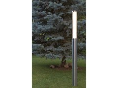Lampione da giardino in metalloELYO FL - BEL-LIGHTING