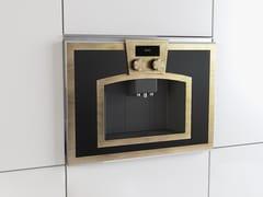 Macchina da caffè automatica da incasso in metalloEMCG401 | Macchina da caffè da incasso - OFFICINE GULLO