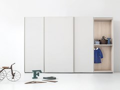 EMERY | Wardrobe with sliding doors