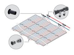 EMMETI, EMMETI RAY MODULE Sistema di riscaldamento/raffrescamento in moduli metallici