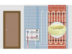 Sistemi riscaldamento/raffrescamento a parete