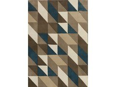 Tappeto fatto a mano rettangolare in lana merinoENCANTS - BARCELONA RUGS