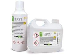 Resina organica per consolidamento fondi assorbentiEP21 - KERAKOLL