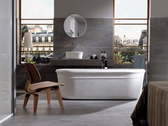 Vasca Da Bagno Krion : Cataloghi systempool krion porcelanosa solid surface