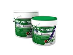 DRACO ITALIANA, EPOX INIEZIONE R.M.2 Resina epossidica per iniezioni