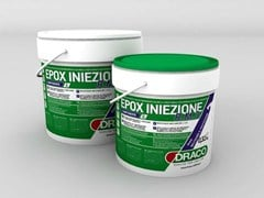 DRACO ITALIANA, EPOX INIEZIONE R.M.3 Resina epossidica strutturale