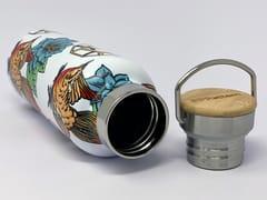 Borraccia termica da 500 ml in acciaio inoxEQUILIBRIO - PPPATTERN